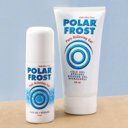 Gel frío polar en Roll-on