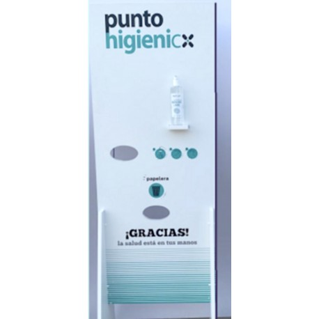 Punto higiénico simple